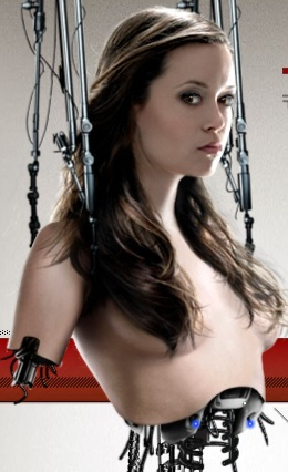 Sarah Connor Chronicles promo image