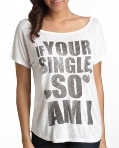 Your Single T-Shirt
