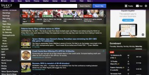 Yahoo! Sports screengrab (click to enlarge)